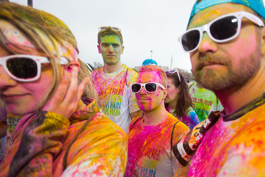 Color Run - Paris
