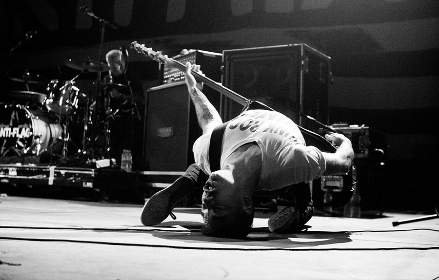 Anti-Flag (US) - Dour Festival