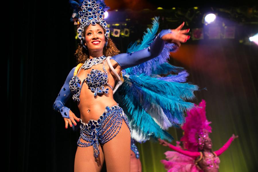 spectacle brésilien