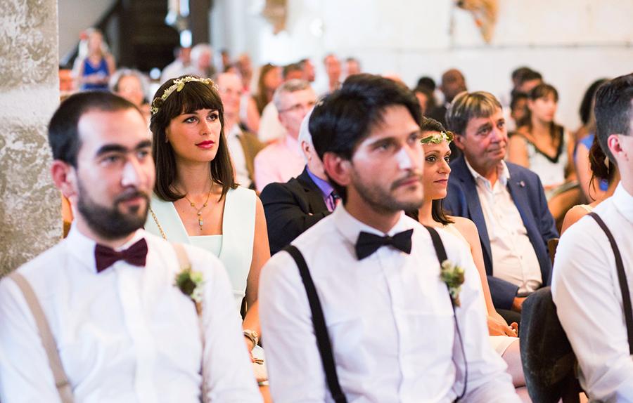 mariage demoiselle d'honneur