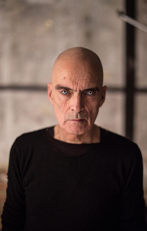 portrait acteur vampire