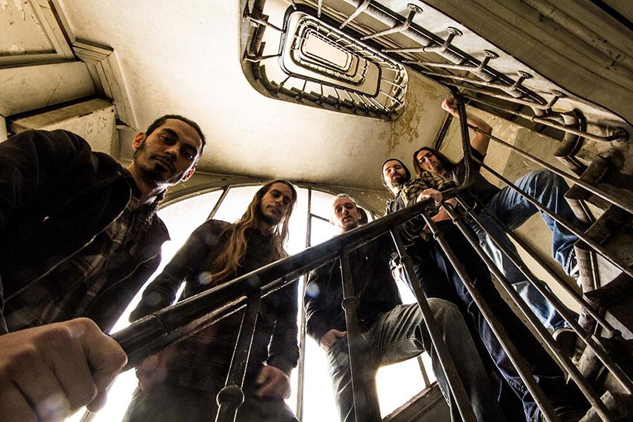 portrait groupe metal