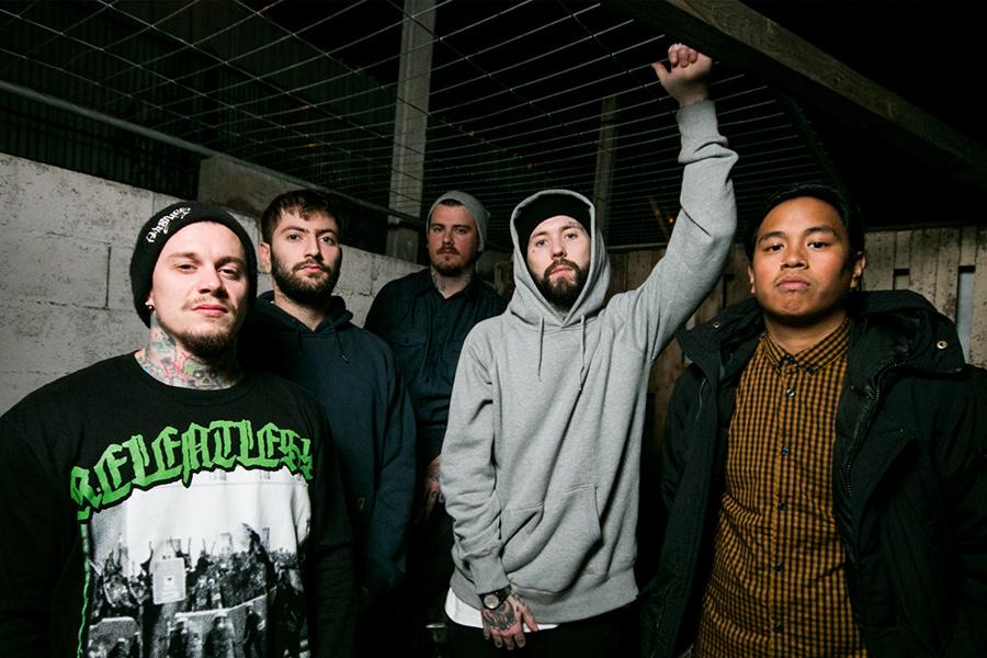 portrait groupe punk hardcore_deeznuts